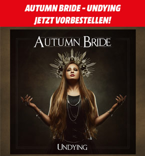 autumn bride undying