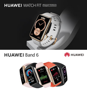 Huawei Band 6 & Watch Fit Elegant