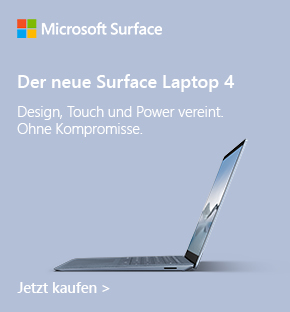 Surface Laptop 4 Launch