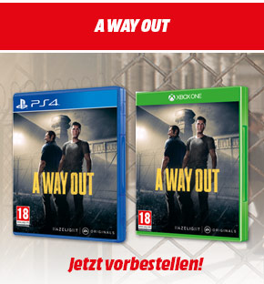 a way out preorder