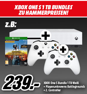 xbox one s oster bundle