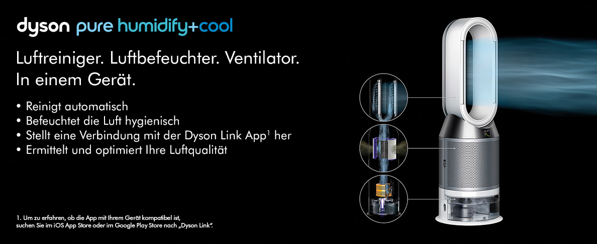 Dyson Pure Humidigy + Cool