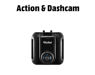 Action- und Dashcam