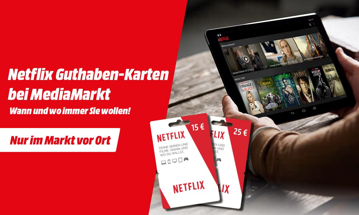 Netflix Karte Kaufen
