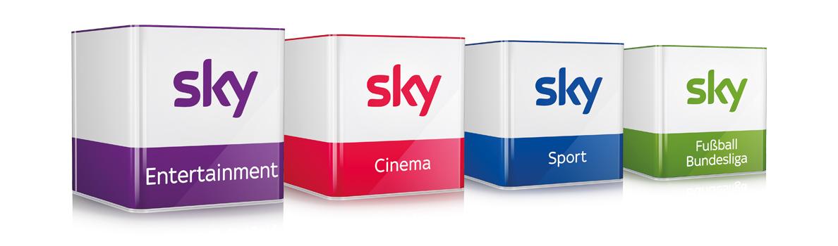 Sky Pakete Sender übersicht