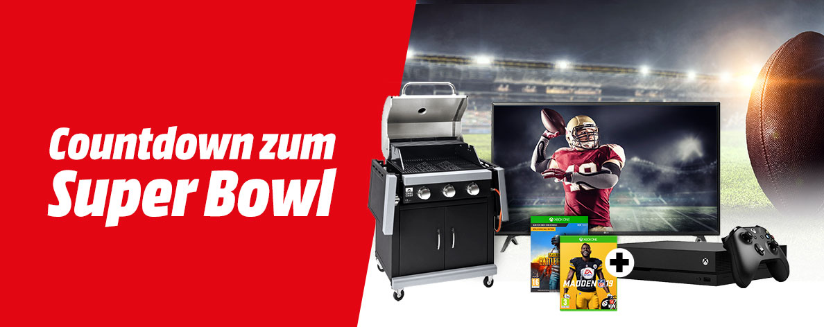 [amazon.de] MediaMarkt SuperBowl ponuda