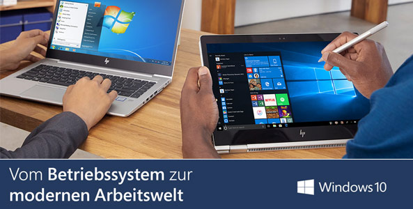 Windows 7 Support endet am 14. Jänner 2020