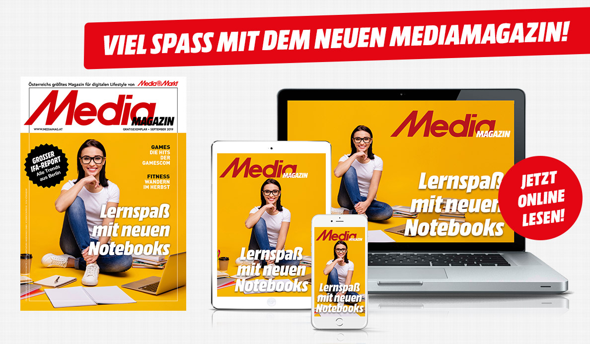 MediaMagazin im September