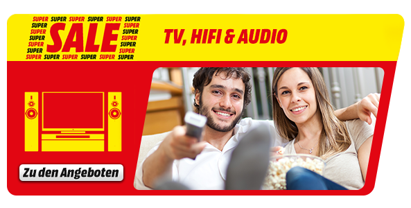 Super Sale: TV, HiFi & Audio