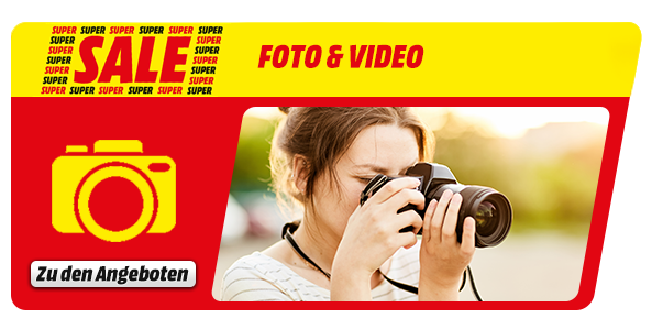 Super Sale: Foto & Video