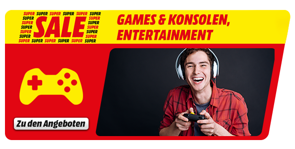 Super Sale: Games & Konsole