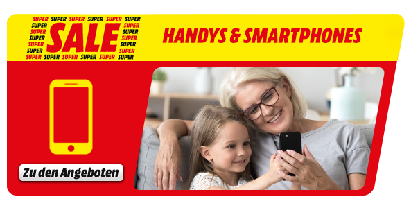 Super Sale: Handy & Smartphones