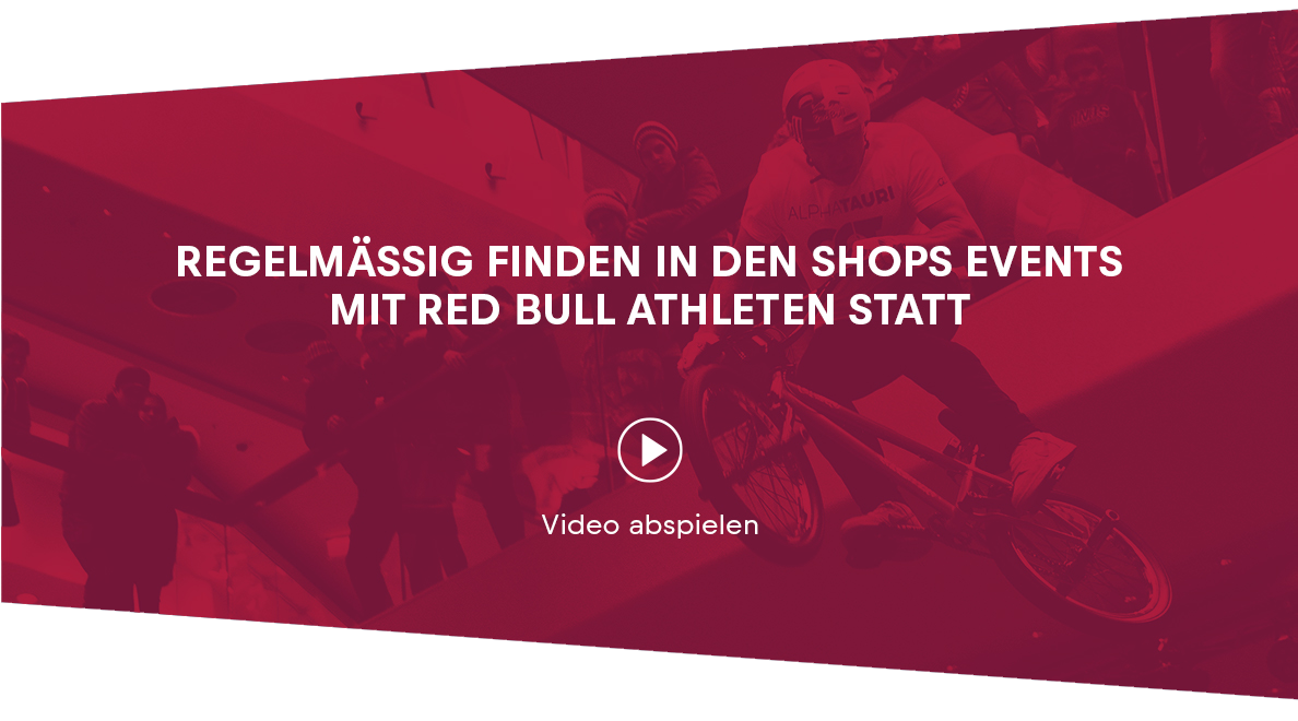 Red Bull Mobile Shop Events