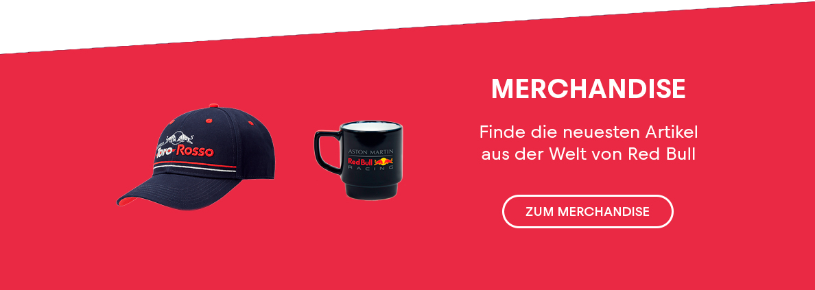 Red Bull Mobile Shop Merchandise