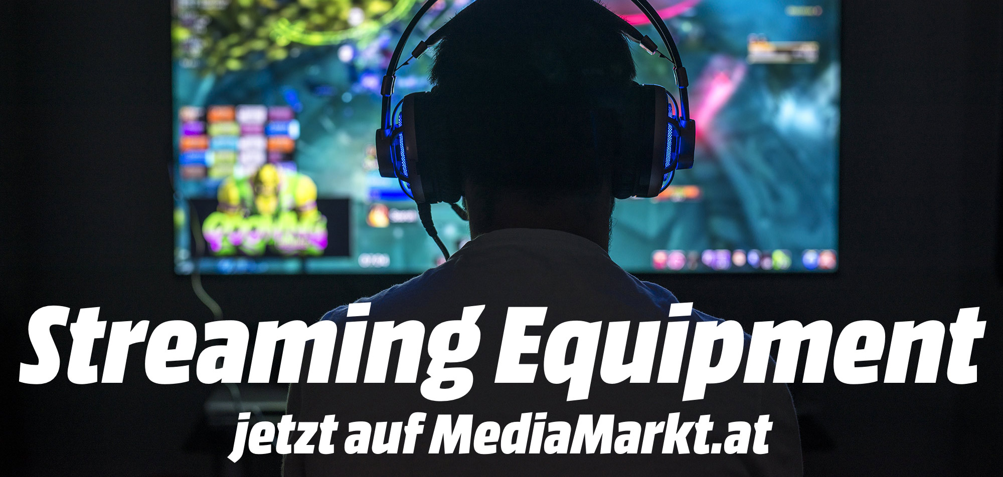 Streaming Equipment jetzt auf MediaMarkt.at